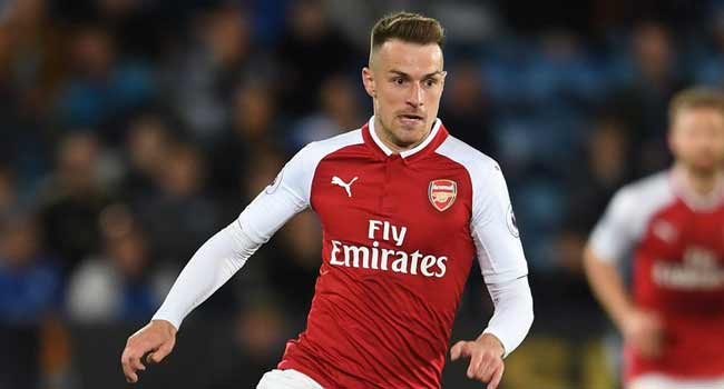 Arsenal's Ramsey Signs Four-Year Juventus Deal
