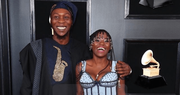 Grammy: Seun Kuti delivers thrilling performance