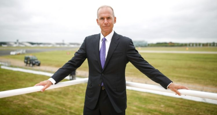 Boeing working on software update to boost safety, says CEO