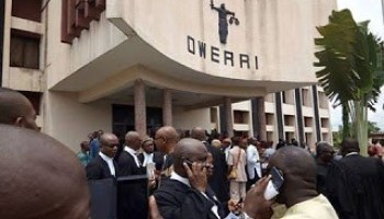 BREAKING  Court dismisses suit to stop Ihedioha's inauguration