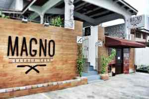 magno outside