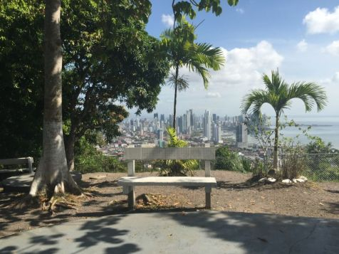 View from Cerro Ancon