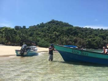 Coiba National Park Panama