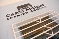 Casco Spanish Logo