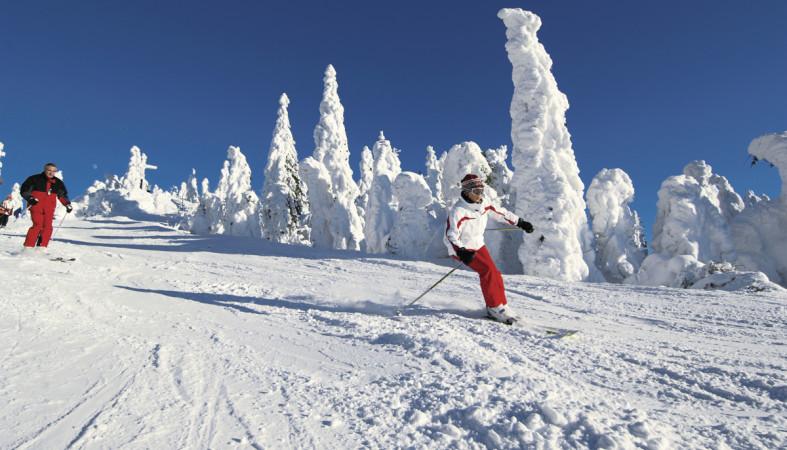 Аналитики назвали Шерегеш самым посещаемым горнолыжным курортом в стране
