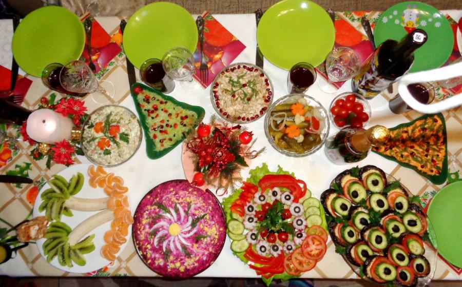 Что ставить на новогодний стол рецепты от жителей Карелии