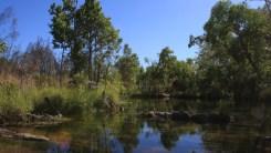 Zufluss Gunlom Falls