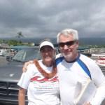 Makapo Crew coaches Kirsten Williams & Mike Atwood