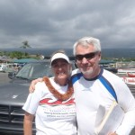 Makapo Crew coaches Kirsten Williams & Mike Atwood