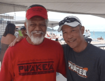 uncle bobby puakea and dave chun