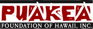 logo for Puakea Foundation of Hawaii, Inc. - Perpetuating Pacific Islands Canoe Culture