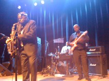 Maceo Parker at the Aladdin Theater