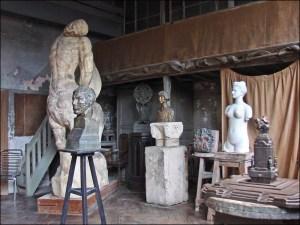 (Musée Bourdelle, Paris)