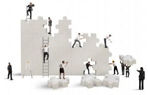 puzzle team