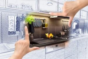 kitchen home property