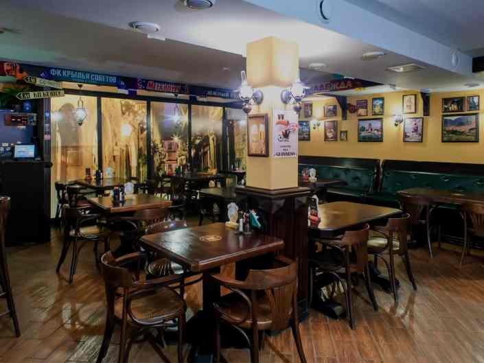 бар в Оренбурге Ирландский паб Дублин