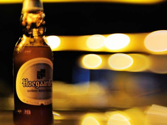 Hoegaarden ирландский паб Дублин ресторан Оренбург