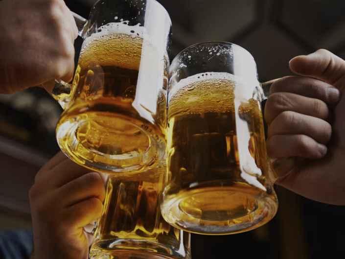бренды пива ресторан Дублин ирландский паб Оренбург