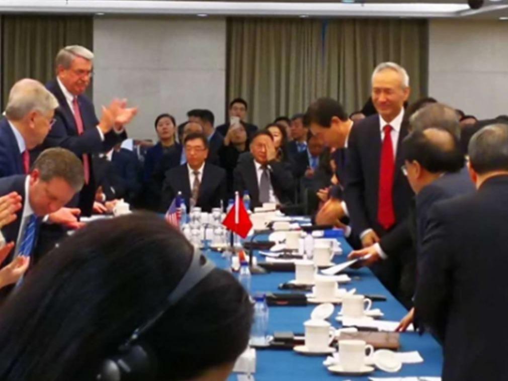 中美貿易談判關鍵點 美國獨特條件曝光 - 新聞中心 - 溫哥華港灣