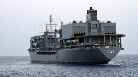 Krigsskipet Kharg skal være ett av to skip som har fått tillatelse til å passere Suezkanalen. Det er første gang siden 1979 at iranske marinefartøy får denne tillatelsen.