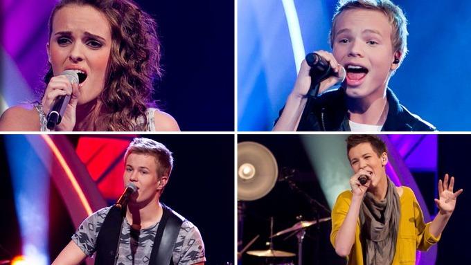 Slik stemmer du på «Idol»-finalistene