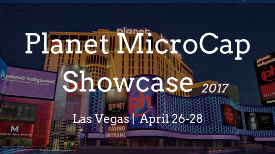 Planet MicroCap Showcase
