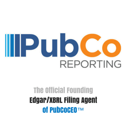 Founding Edgar/XBRL Filing Agent