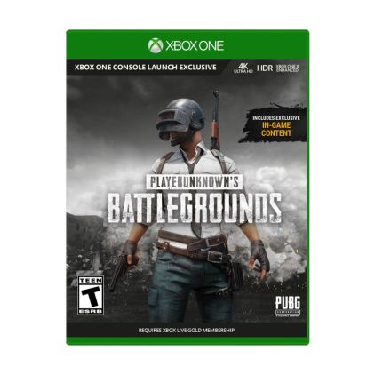 PUBG Xbox One Free to Play Temporarily