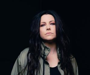 Evanescence's Amy Lee Says If We Can't Face Darkness, We're Living a Lie