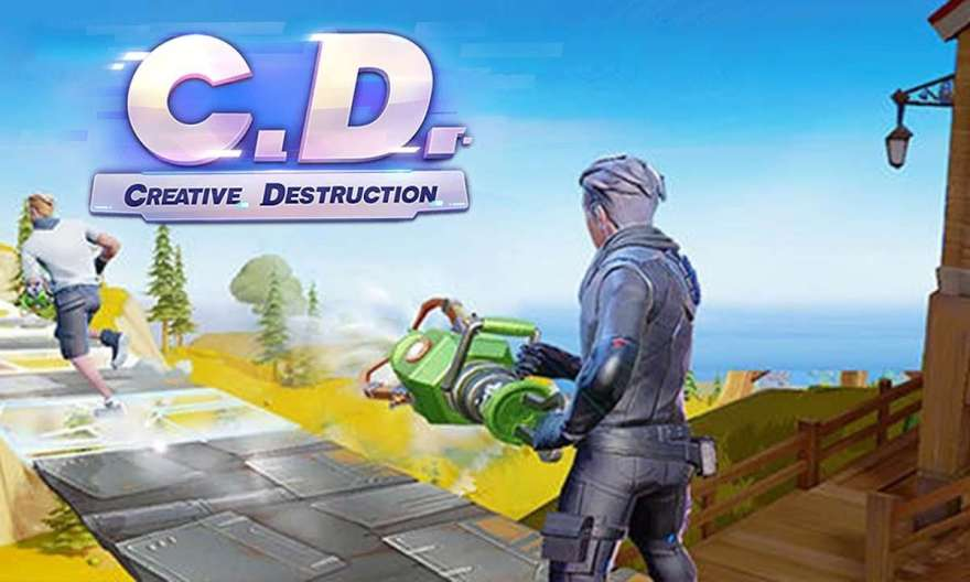 Creative Destruction Game | For Pc | Steam Online | How To