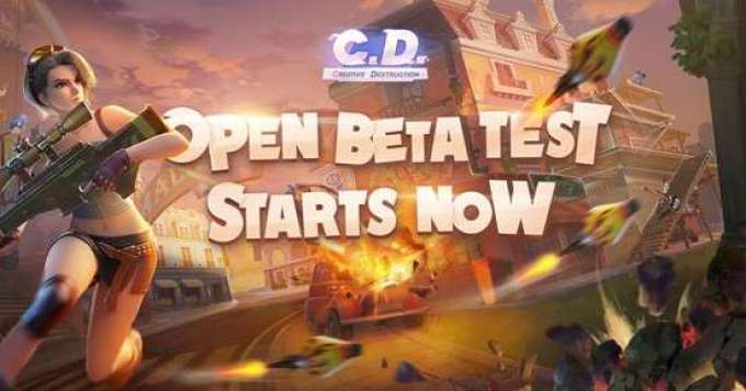 CreativeDestruction beta