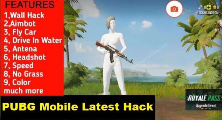how to use pubg mobile hack apk