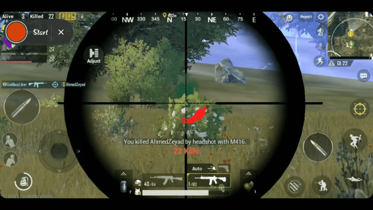 PUBG Mobile Wall Hack