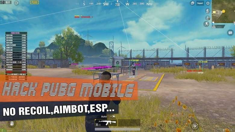 Pubg Mobile Hack 2019 How People Use Aimbot Wallhack And Other - pubg mobile hack 2019 how people use aimbot wallhack and other cheat codes 1