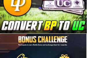 BP to UC Conversion and BC to UC
