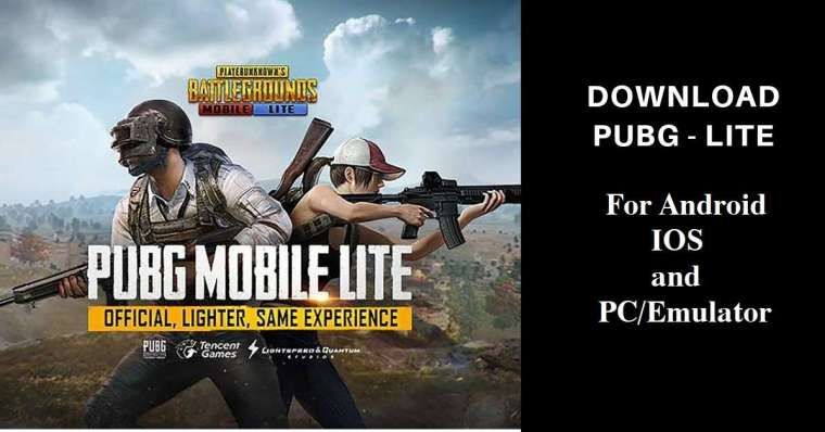 💄 Pubg mobile lite pc emulator download | Download PUBG Mobile