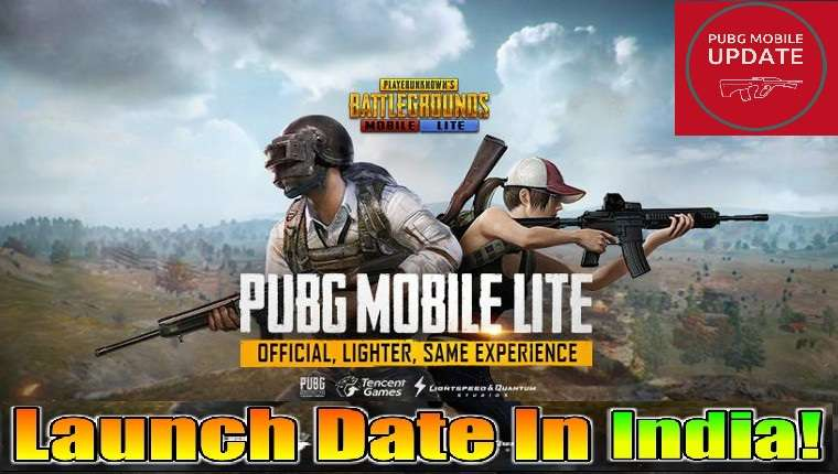 Pubg Mobile Lite Release Date In India | Free Download Latest