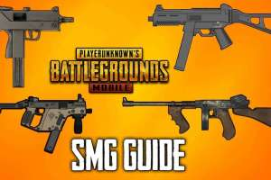 PUBG Mobile Best SMG
