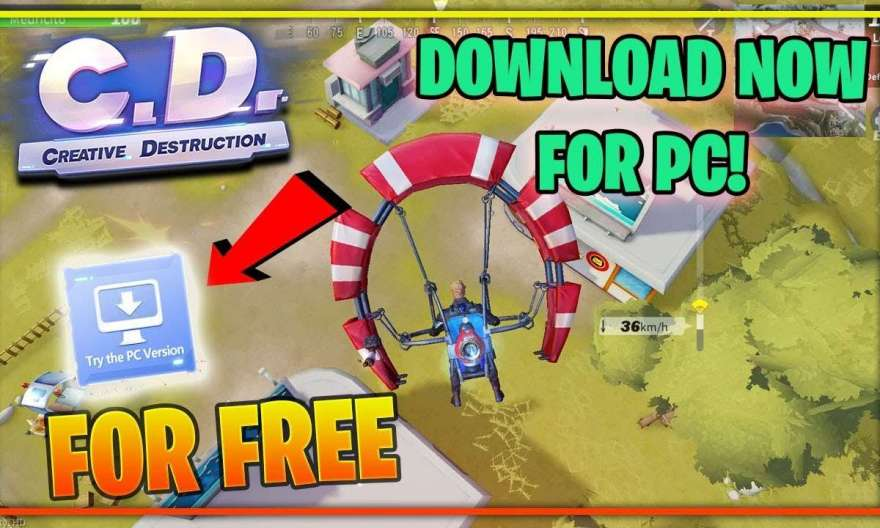 Creative Destruction Free for PC