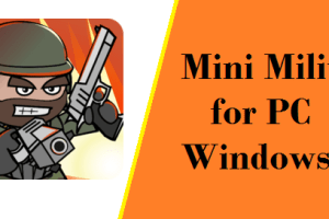 Play Mini Militia On PC