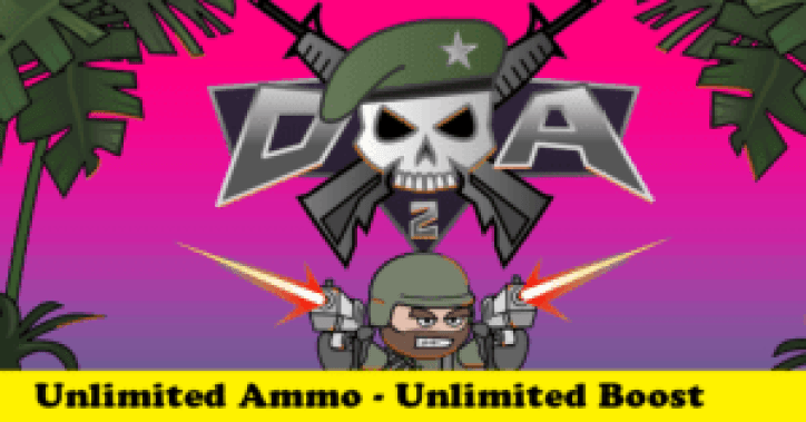 Unlimited Ammo and Unlimited Boost
