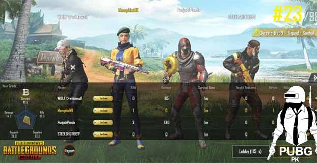 PUBG Lite: How to increase your Push Rank   pubg lite ranking system