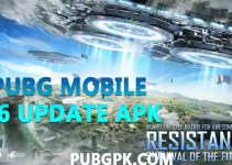 PUBG Mobile 1.6 Resistance update APK and OBB download links Android