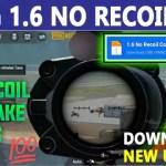 Pubg 1.6 no recoil File Config {32bit/64bit} 100% Safe & Working