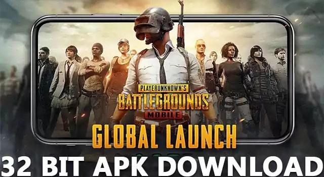 Pubg Global 32 bit APK Download   Pubg Mobile 32 bit APK Download 1.6.0