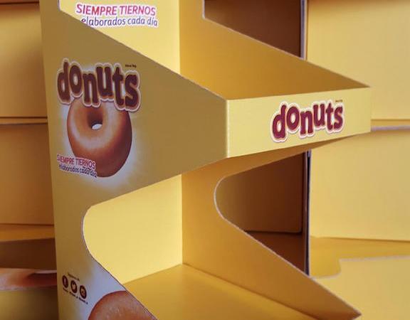 Packaging para Eidetesa «Donuts»