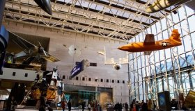 National Air and Space Museum Says Pardon Our Renovation, but Come Anyway image