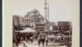 The Getty Digitizes More Than 6,000 Photos From the Ottoman Era image