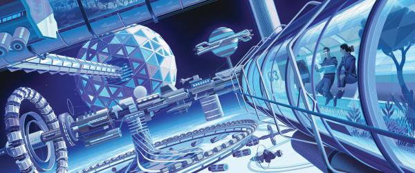 The Future of ZeroGravity Living Is Here Science