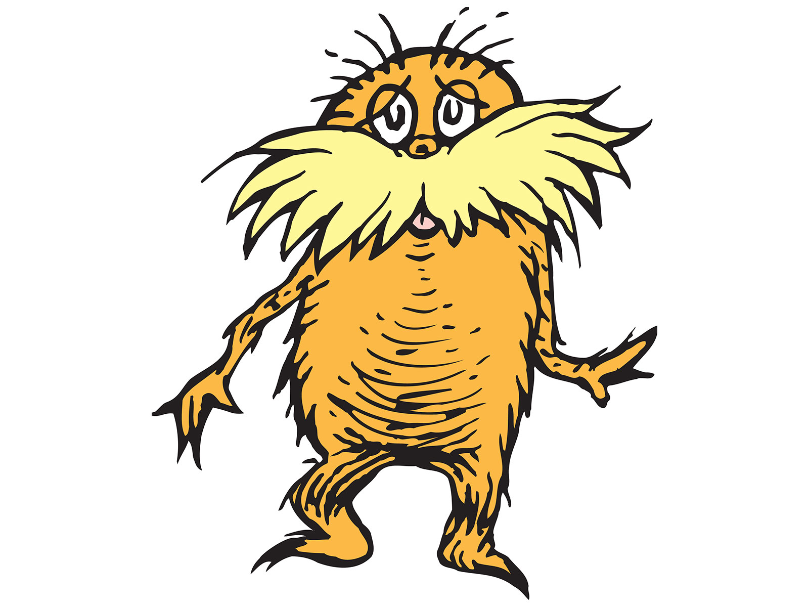 New Research Suggests Dr Seuss Modeled The Lorax On This